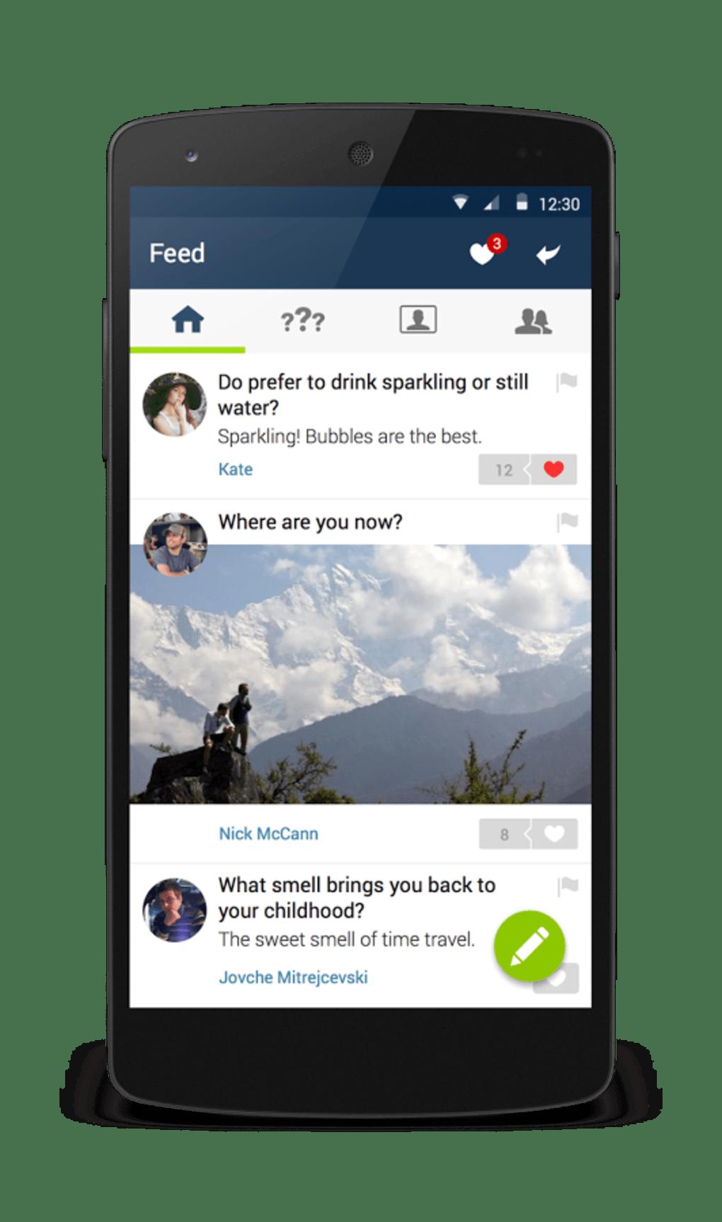 Ask Com App