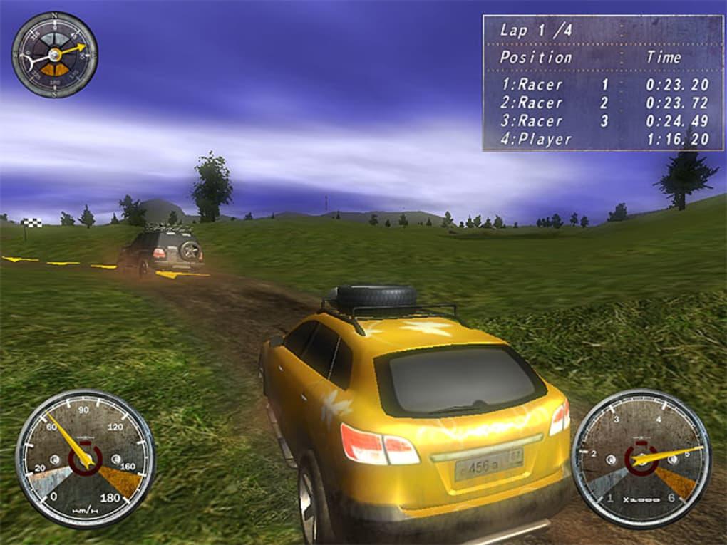 Extreme 4x4 Racing Descargar