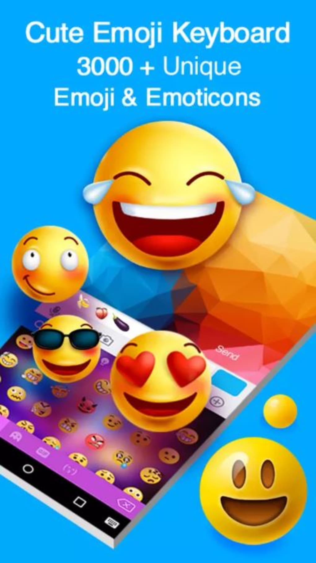 Kika Emoji Keyboard for Android - Download