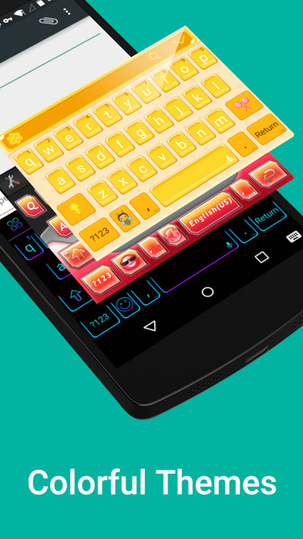 Kika Emoji Keyboard para Android - Descargar