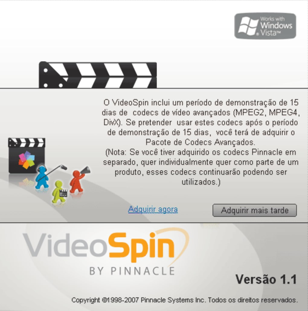 videospin completo em portugues