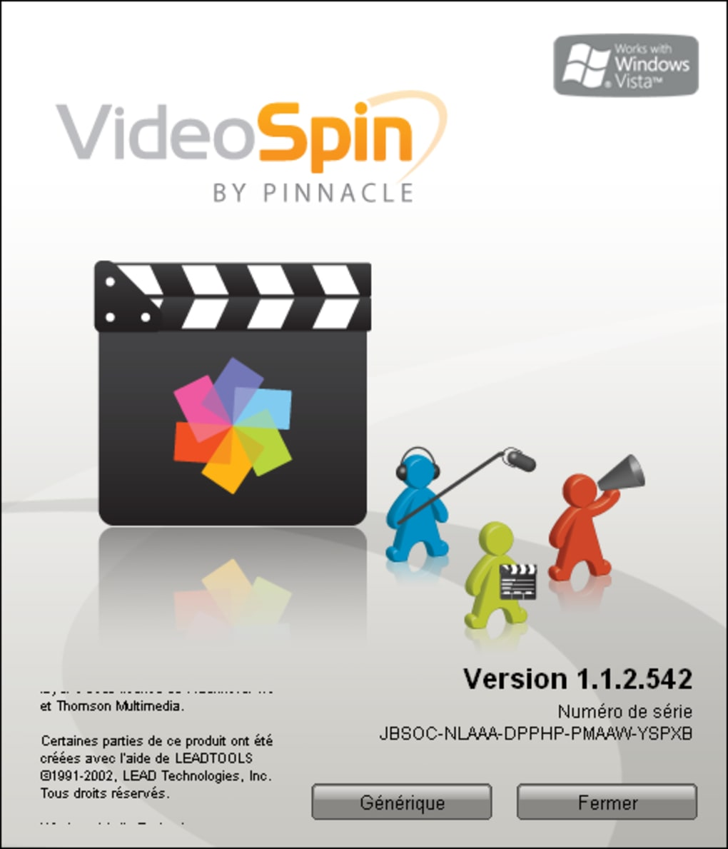 montage videospin