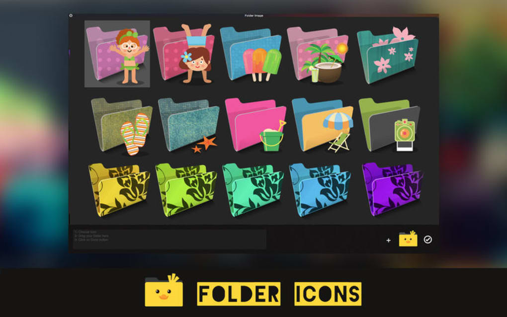 Folder Icons for Mac - Download