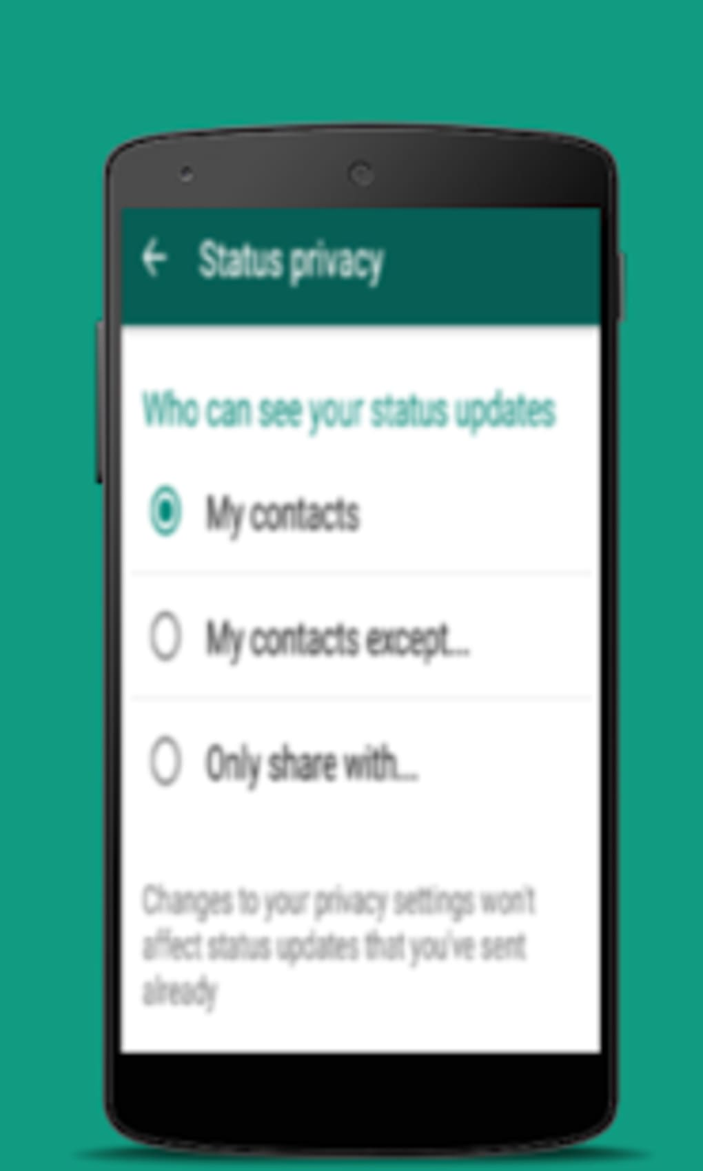 new whatsapp status guide for android ダウンロード