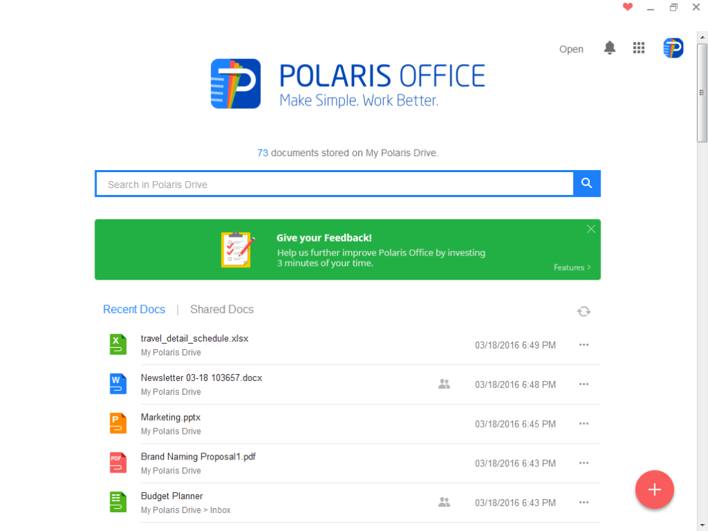 polaris office viewer 5 windows 10
