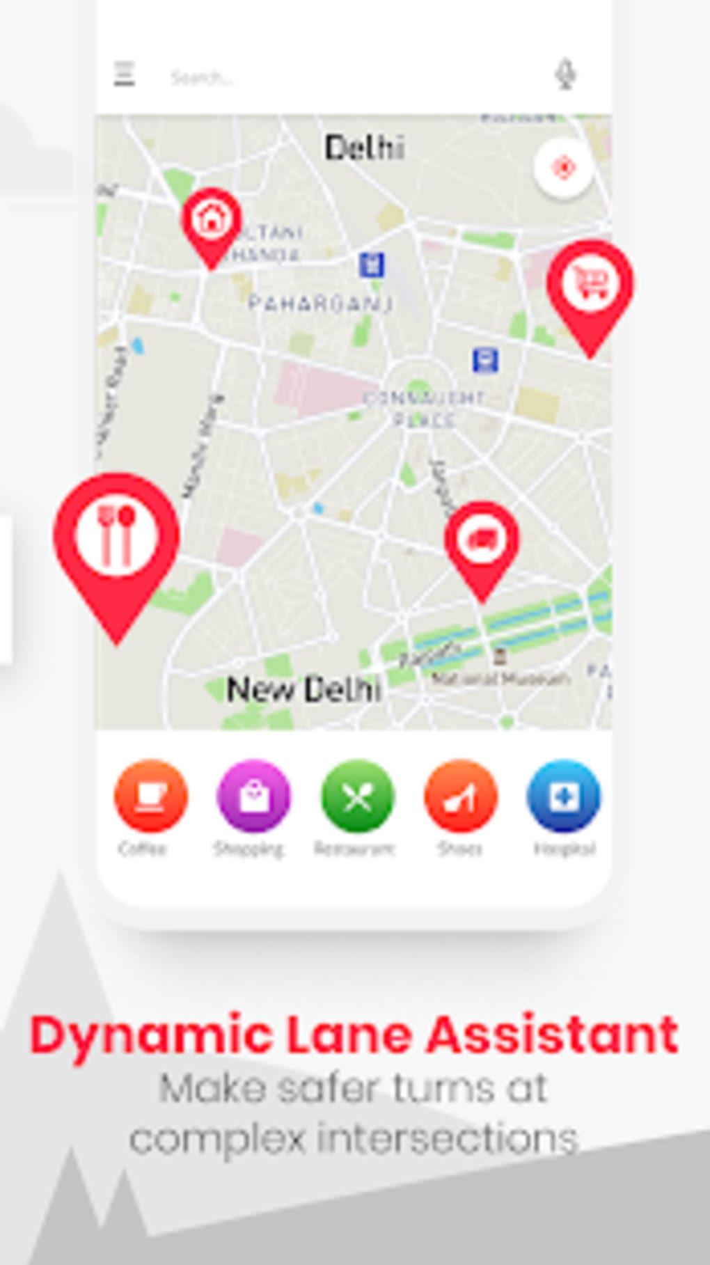 Offline Maps and GPS Offline Navigation for Android - Download on