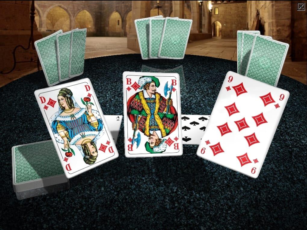 Kartenspiele Knack