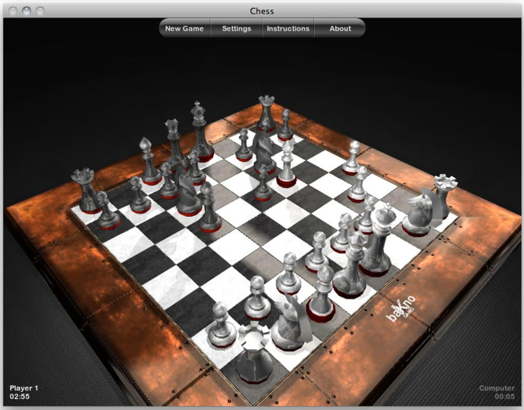 Chessmaster 9000 for mac os