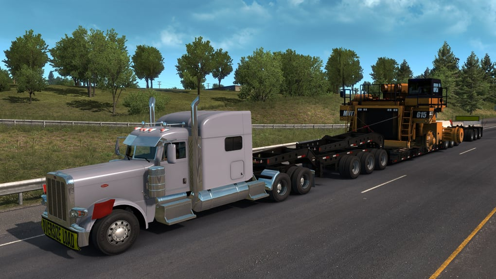 American Truck Simulator - Special Transport - Download