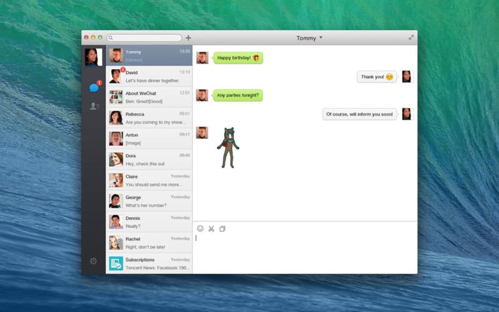 WeChat for Mac - Download