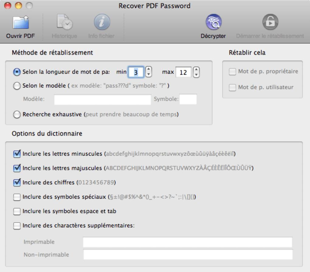 pdf reader pour mac gratuit