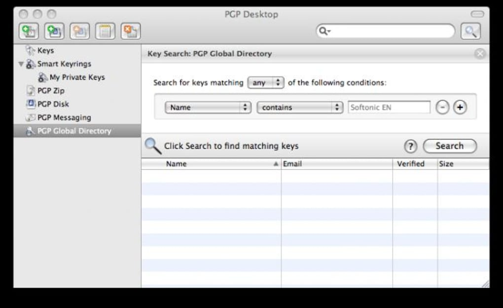 PGP Desktop for Mac - Download