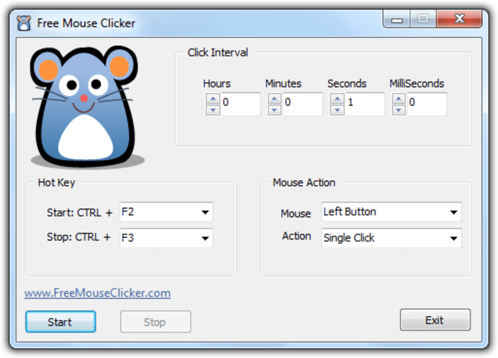 Auto Clicker For Mac Free With Hotkey