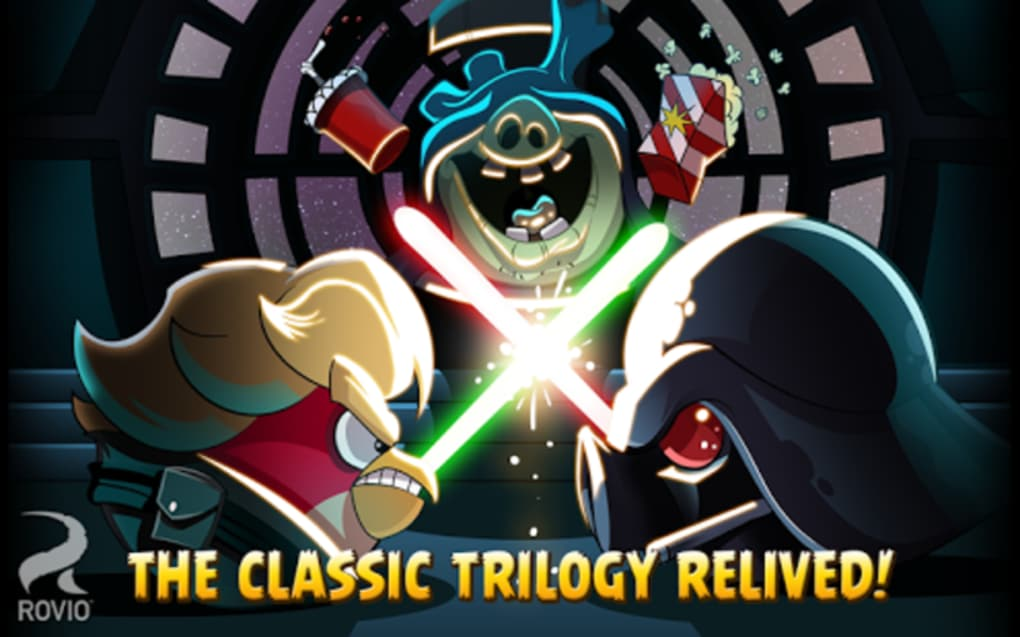 Angry Birds Star Wars Hd For Android Download