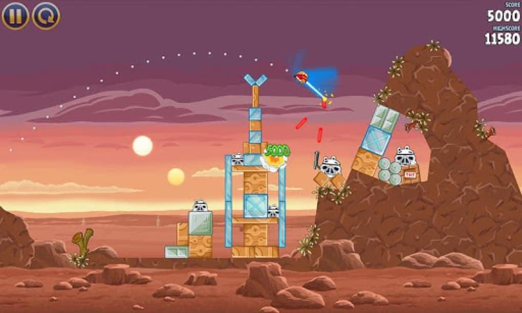 Angry Birds Star Wars II 1.8.1 Загрузить APK для …