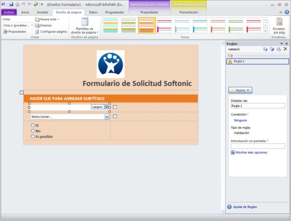 infopath client