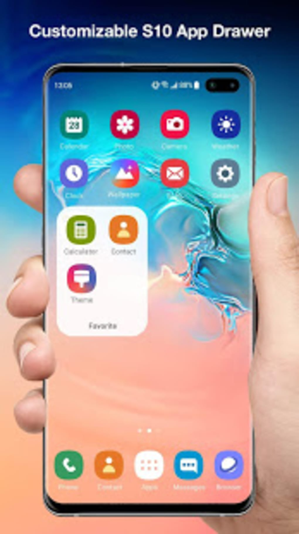Galaxy S10 Launcher for Samsung for Android - Download