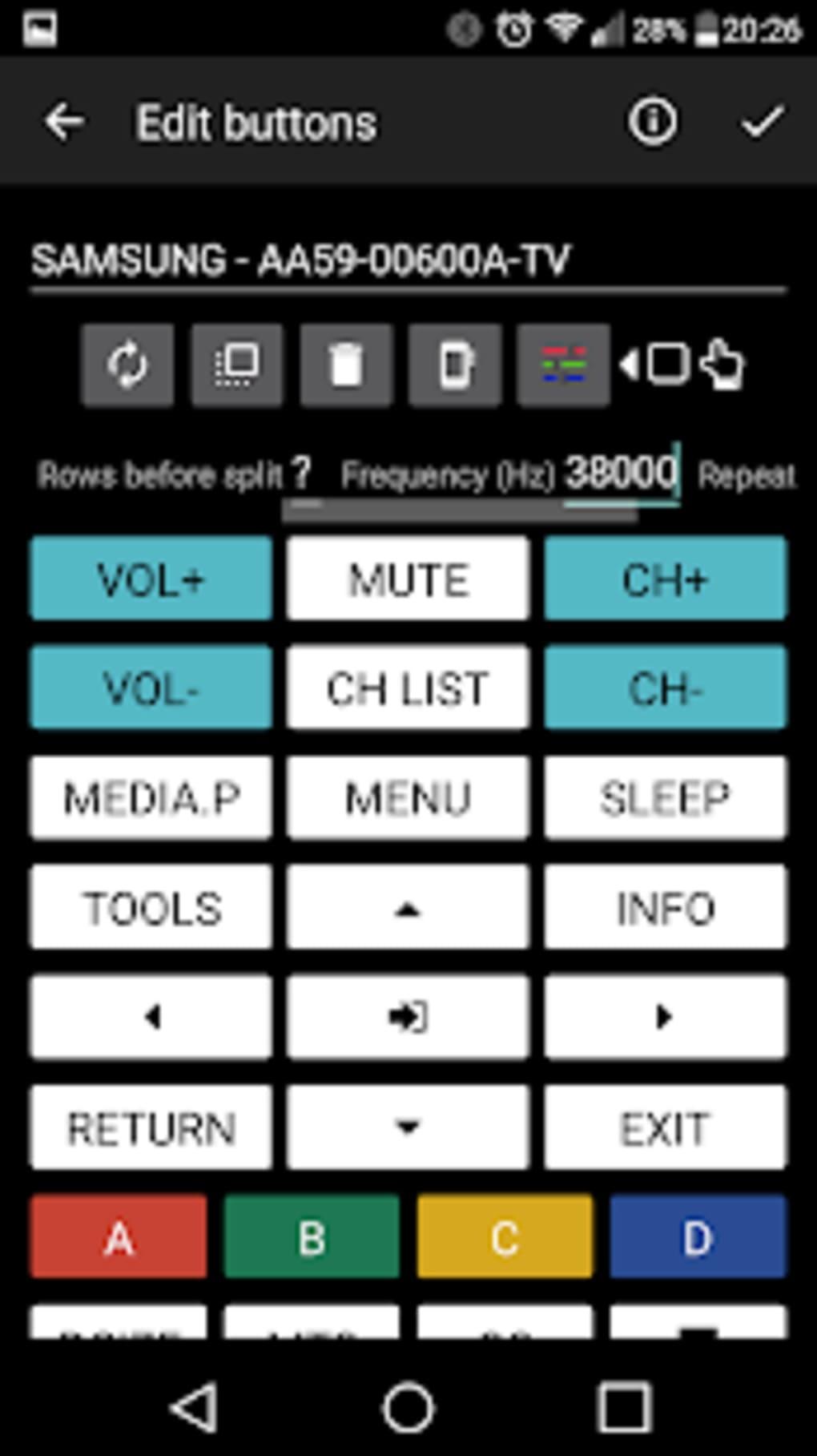 irplus  Infrared Remote