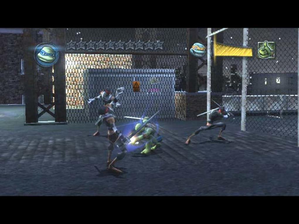 download tmnt 2007 pc game tpb