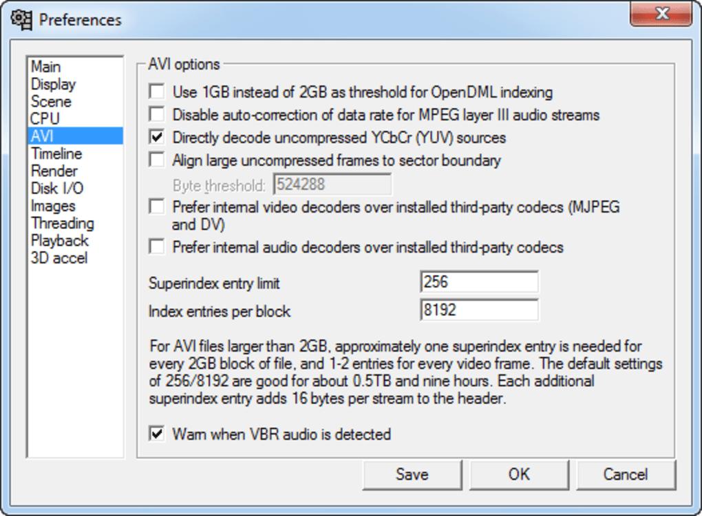 virtualdub francais 64 bits