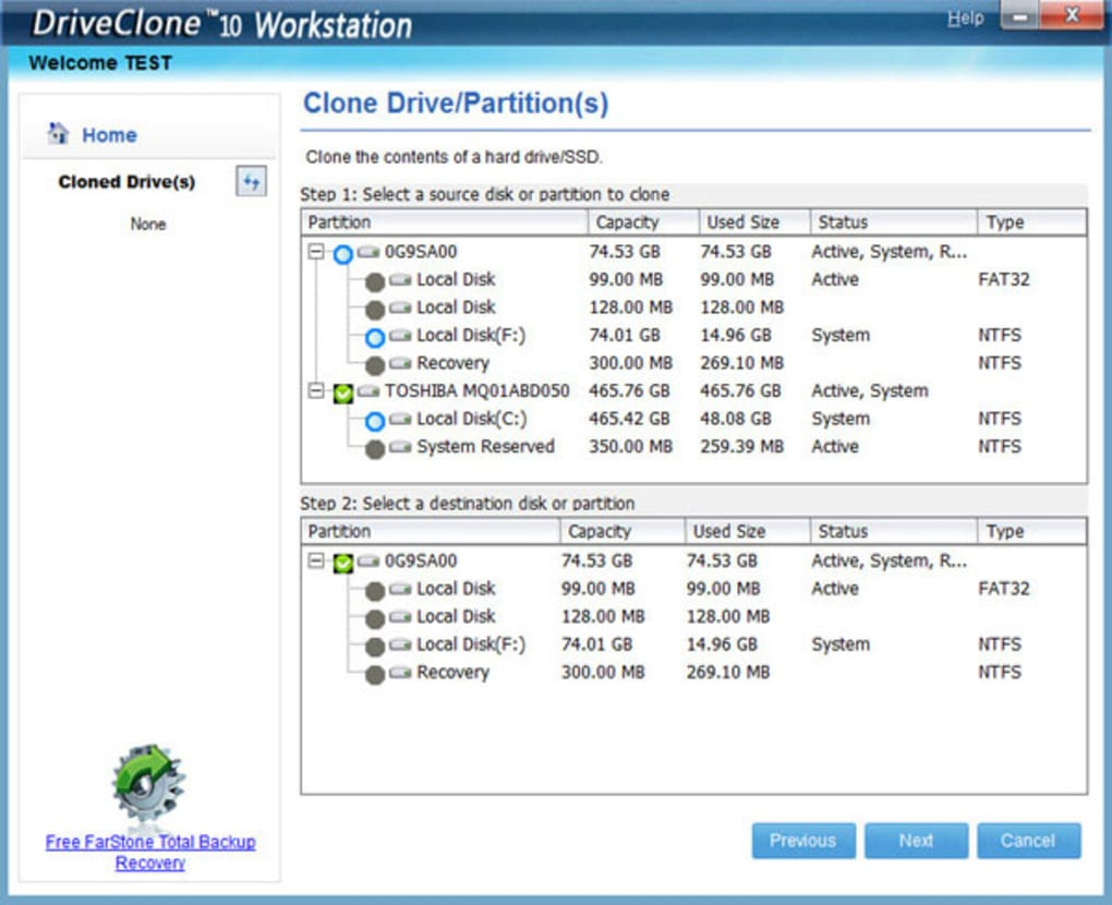 farstone driveclone 11 free download