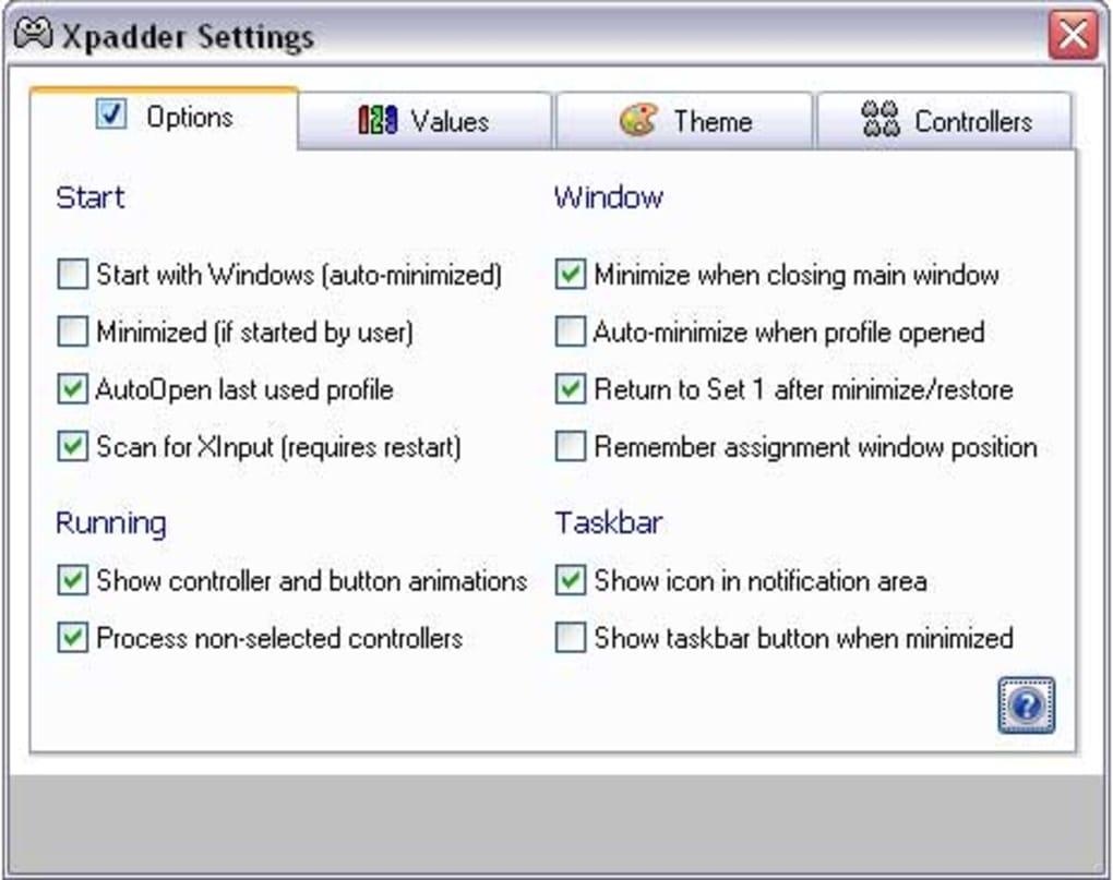 xpadder free download windows 8