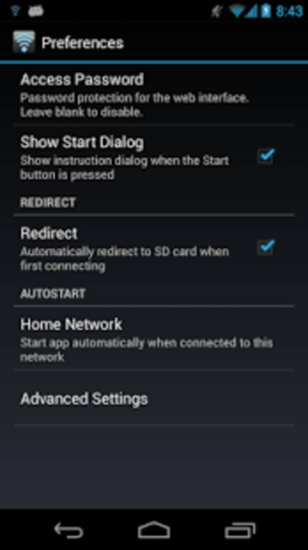 Wifi File Transfer Untuk Android Unduh