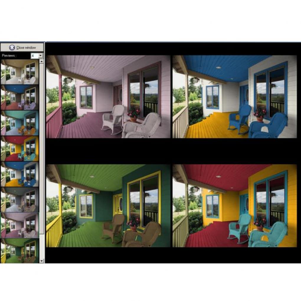 Best Exterior Design App: Color Style Studio