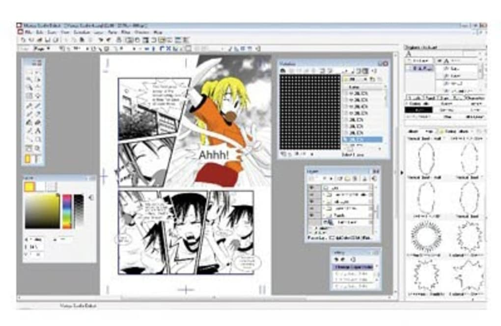 Manga studio free full version