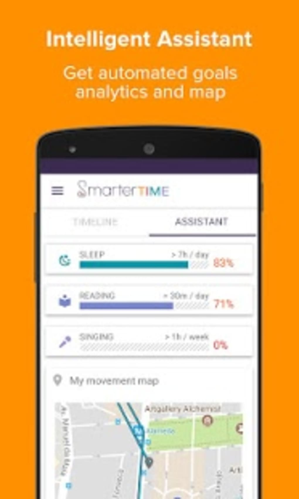 download smarter time time tracker time management latest