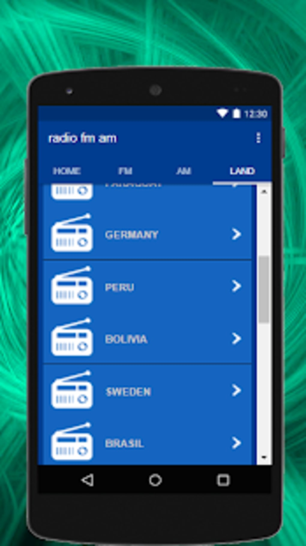 free fm radios without internet for Android - Download