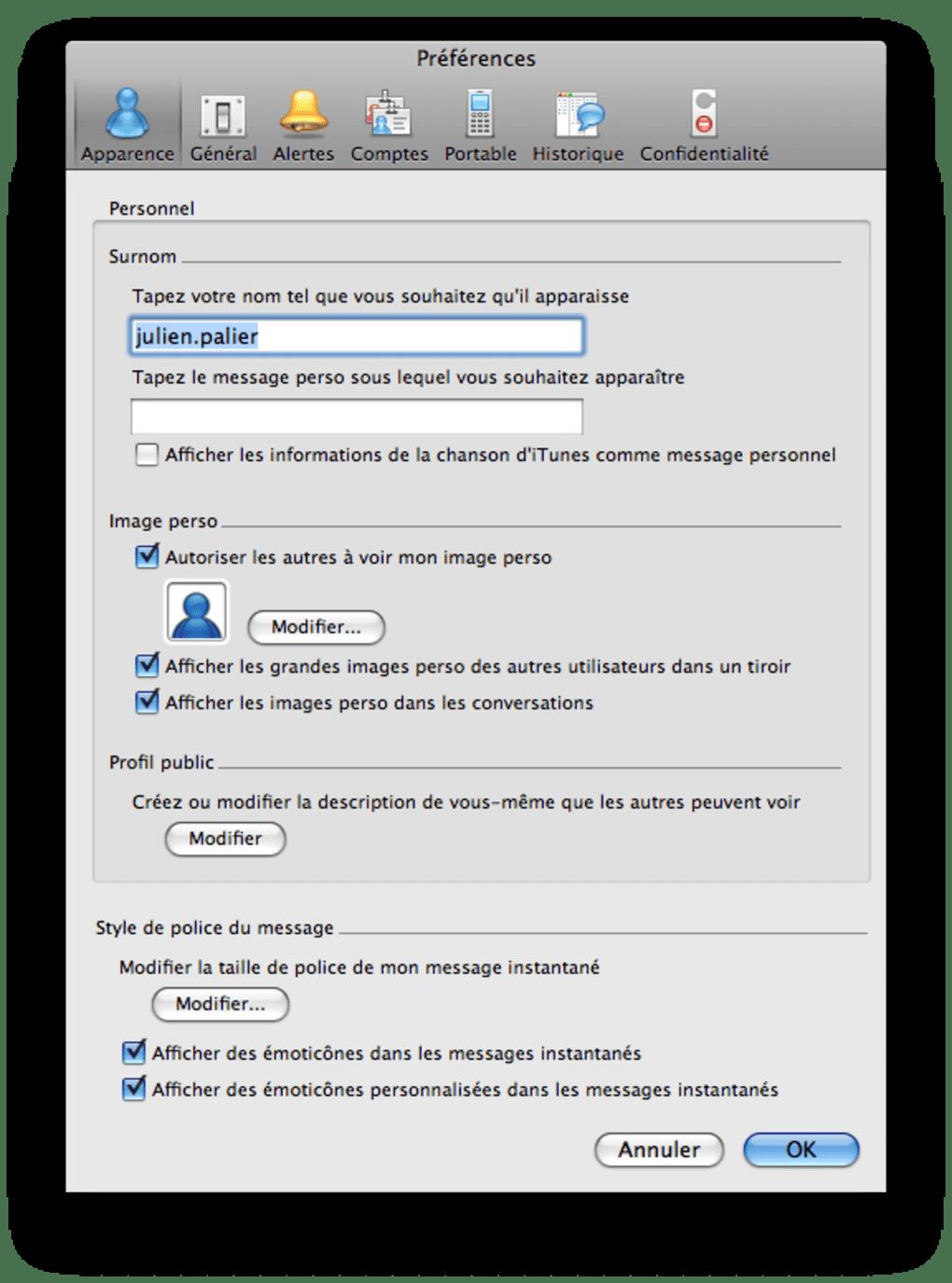 MSN MAC X 10.5.8 VERSION OS TÉLÉCHARGER POUR