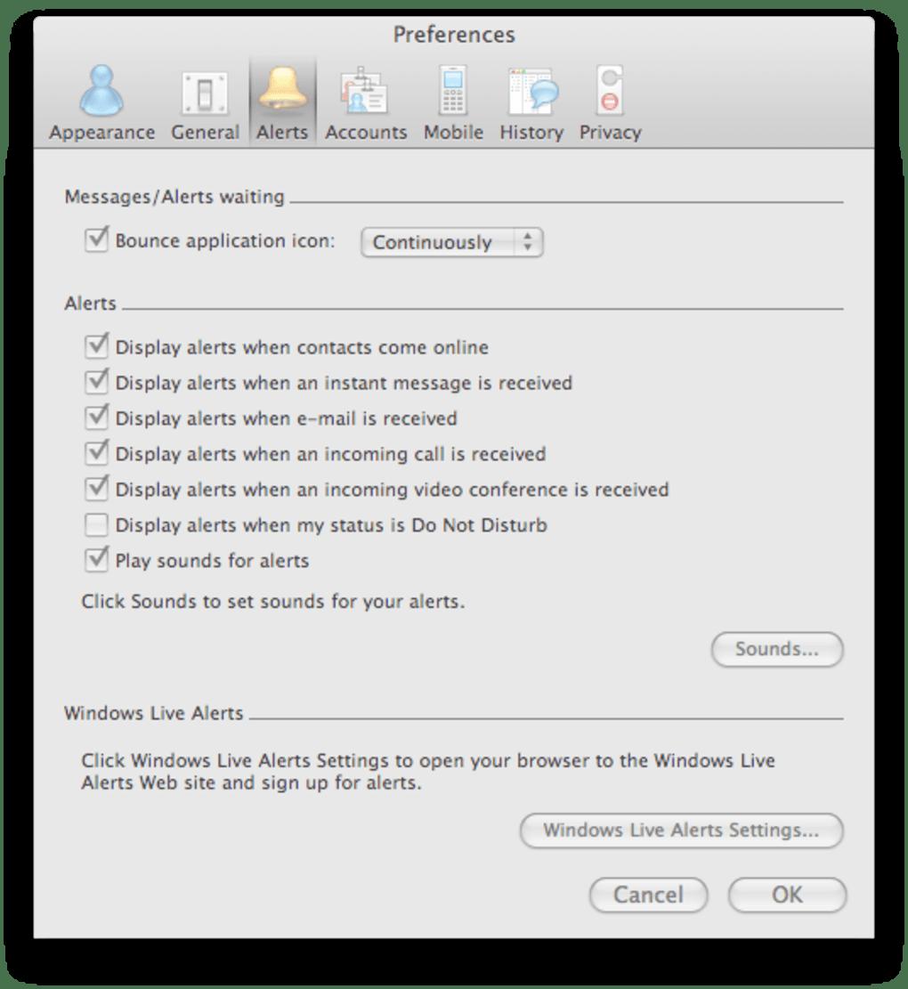 messenger for mac mac download