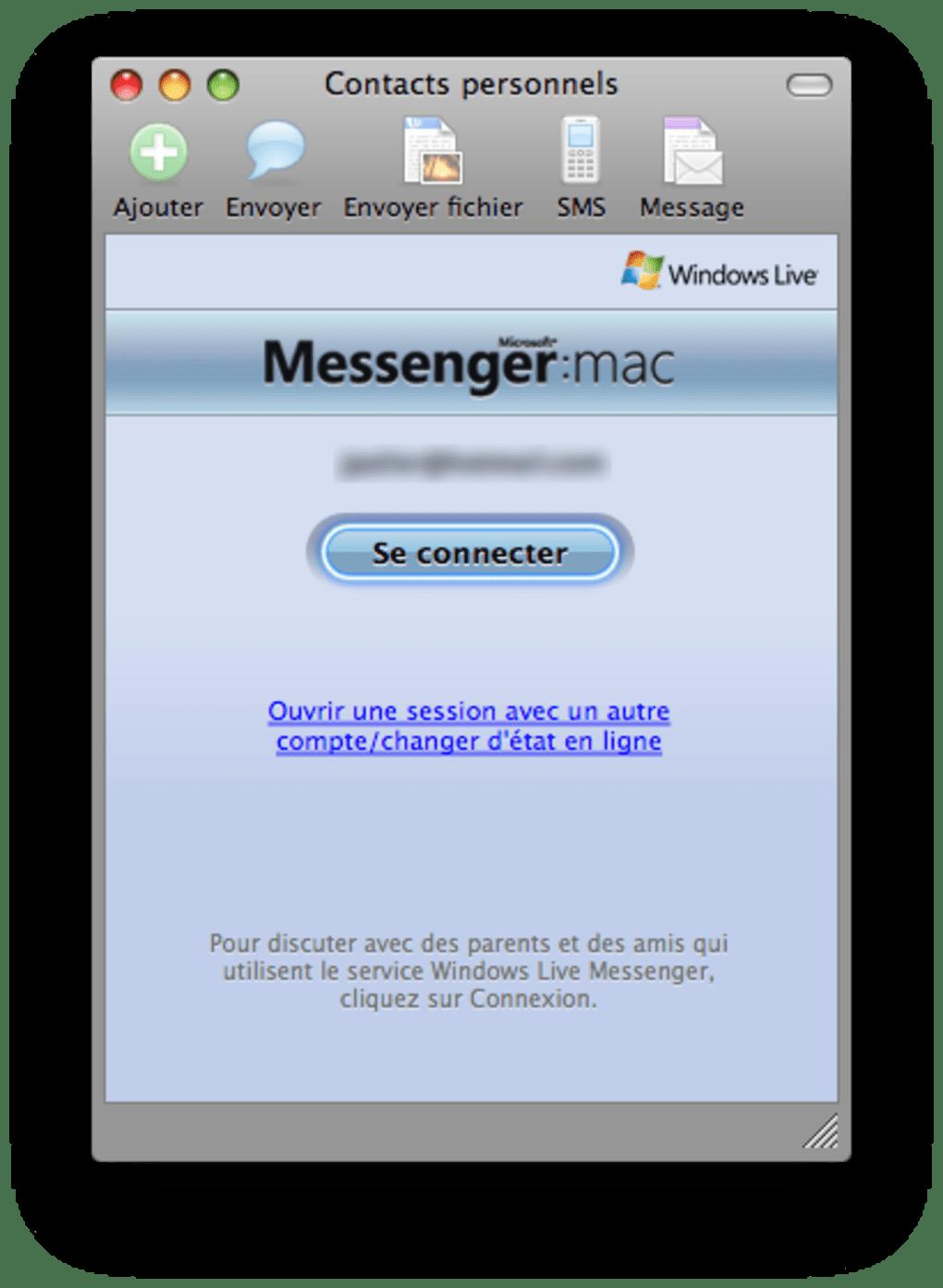 MSN MESSENGER 8.0.1 TÉLÉCHARGER