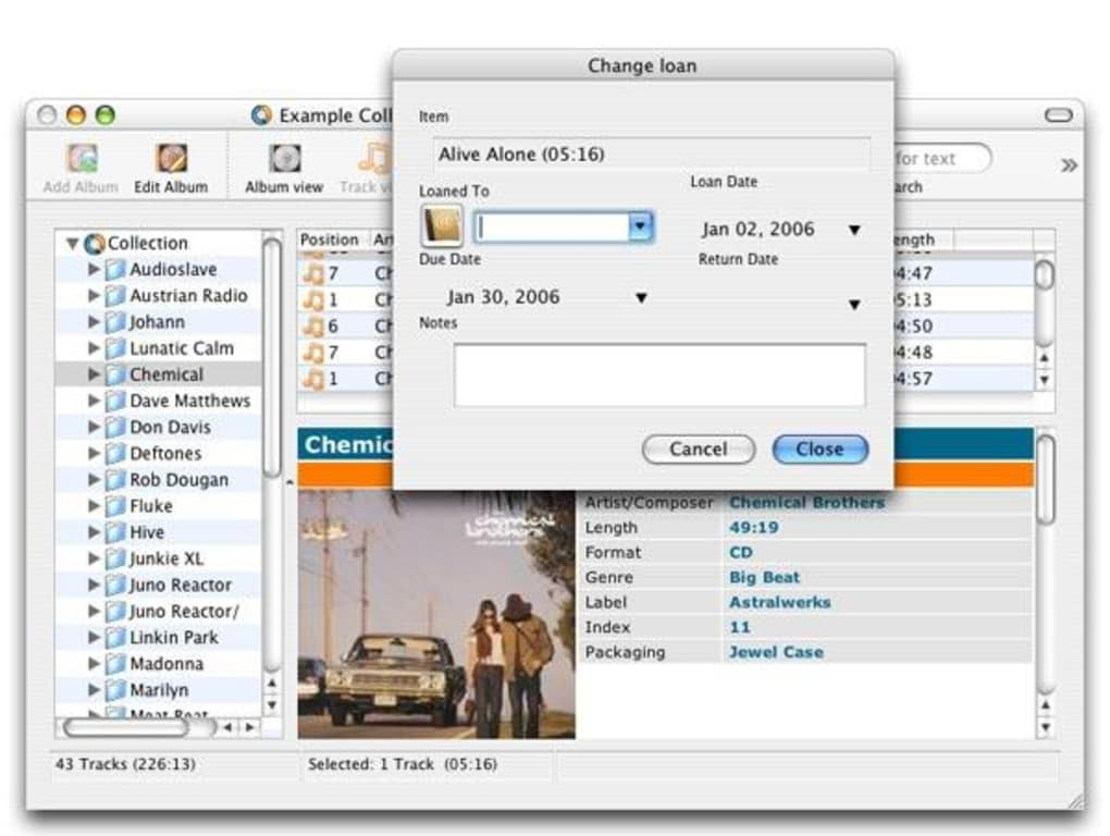 Feature-rich and highly customizable desktop software