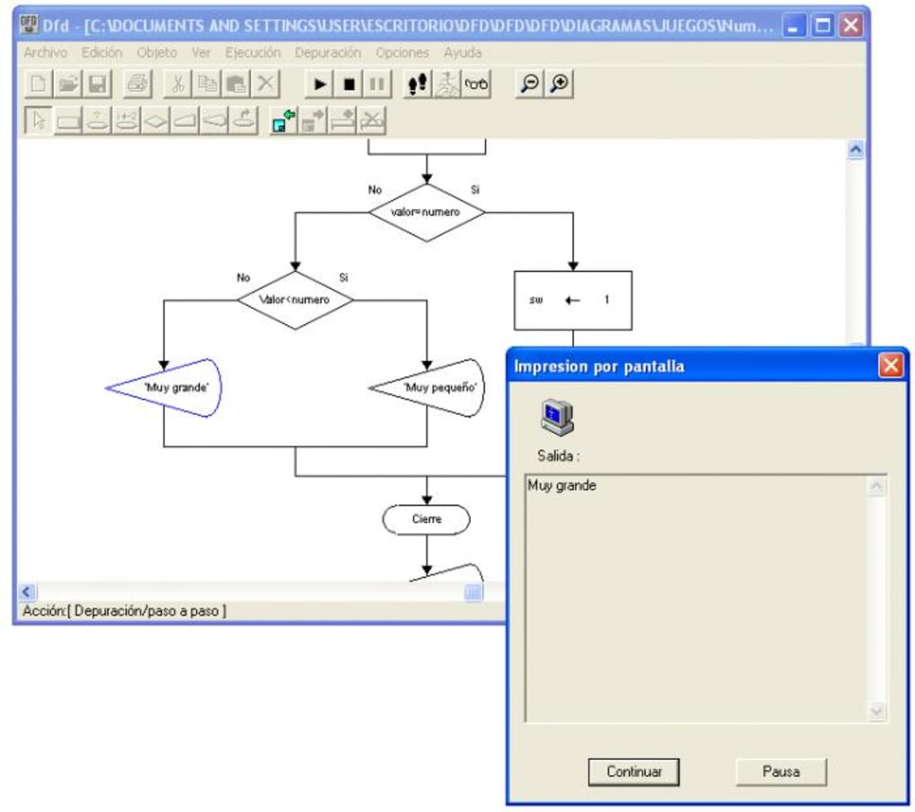 data flow diagram software free download windows 7
