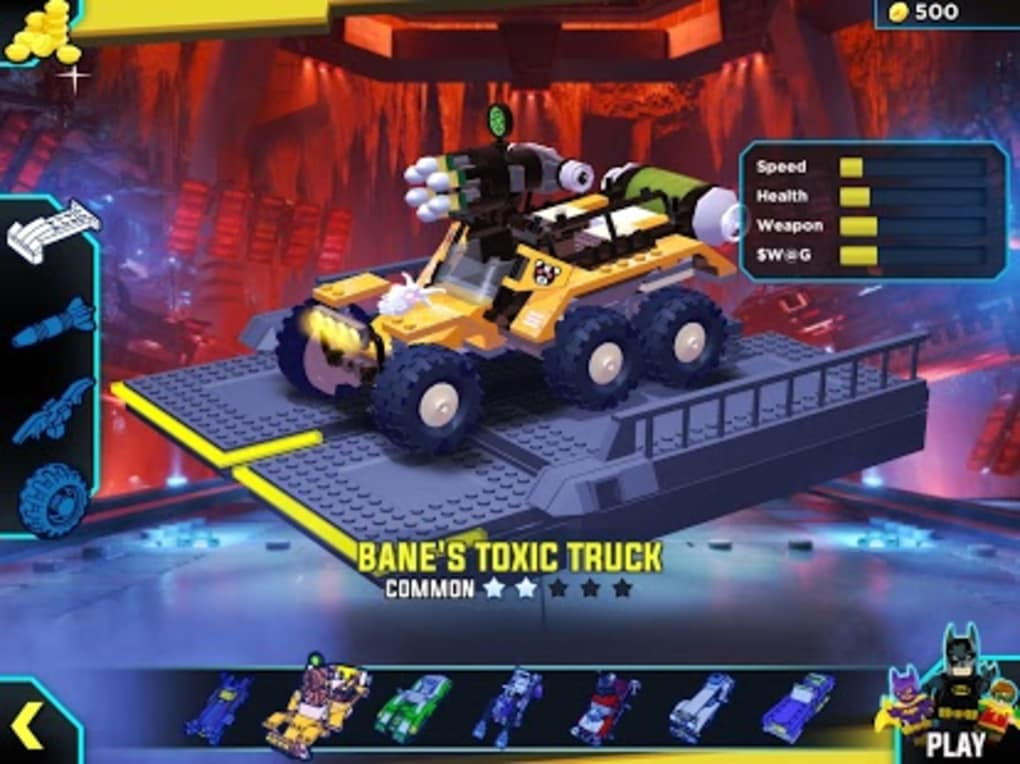 The LEGO® Batman Movie Game for Android - Download