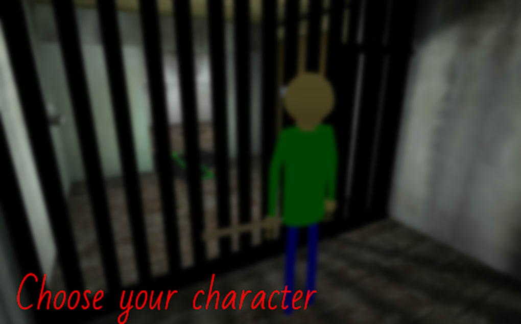 Bald Revenge Granny vs Baldi multiplayer horror for Android