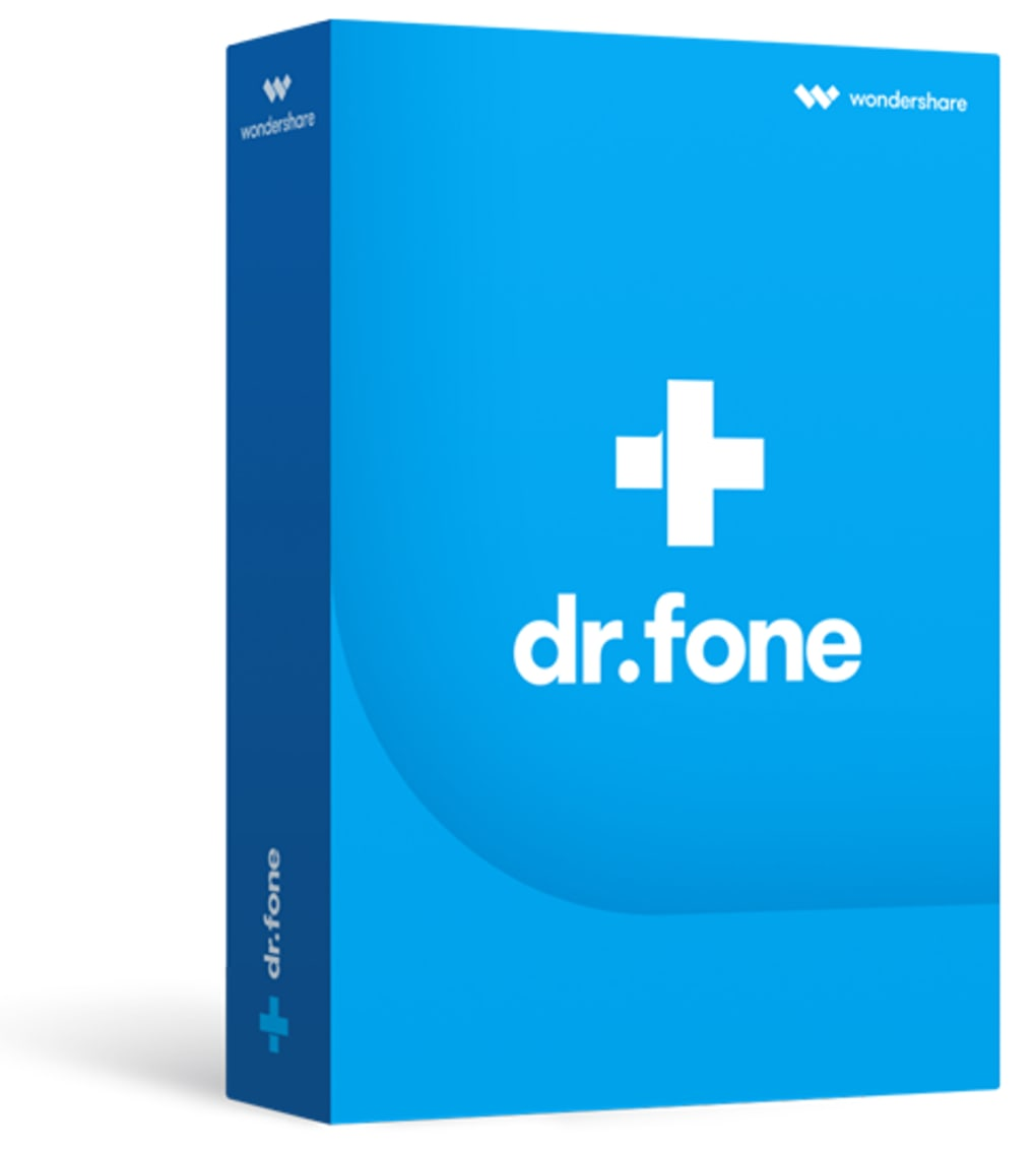 dr fone wondershare iphone download