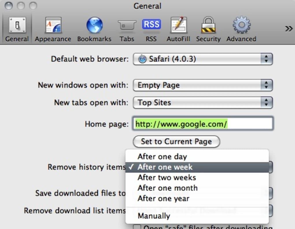 Safari Cookies for Mac - Download