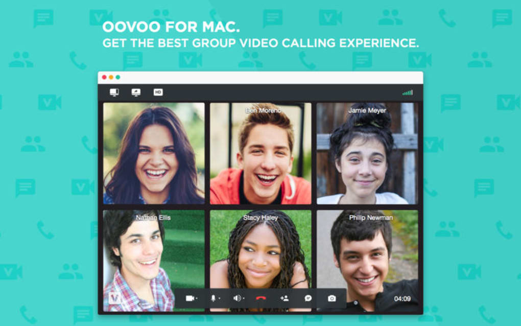 oovoo macbook