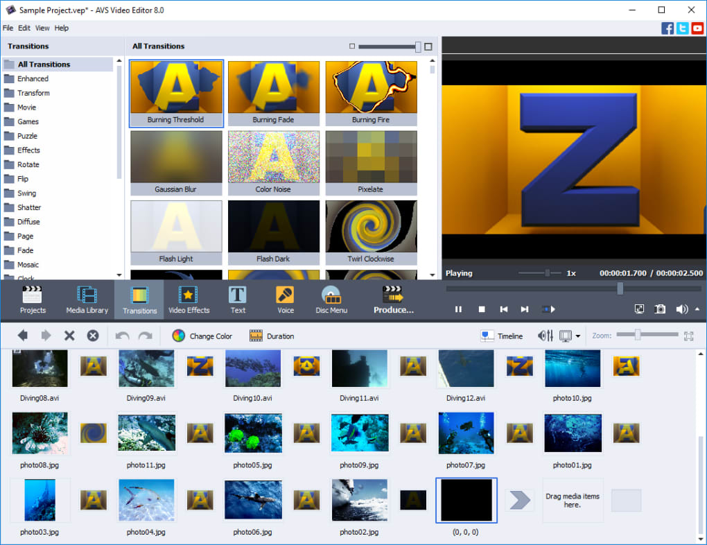 download aplikasi edit video for windows 7 ringan