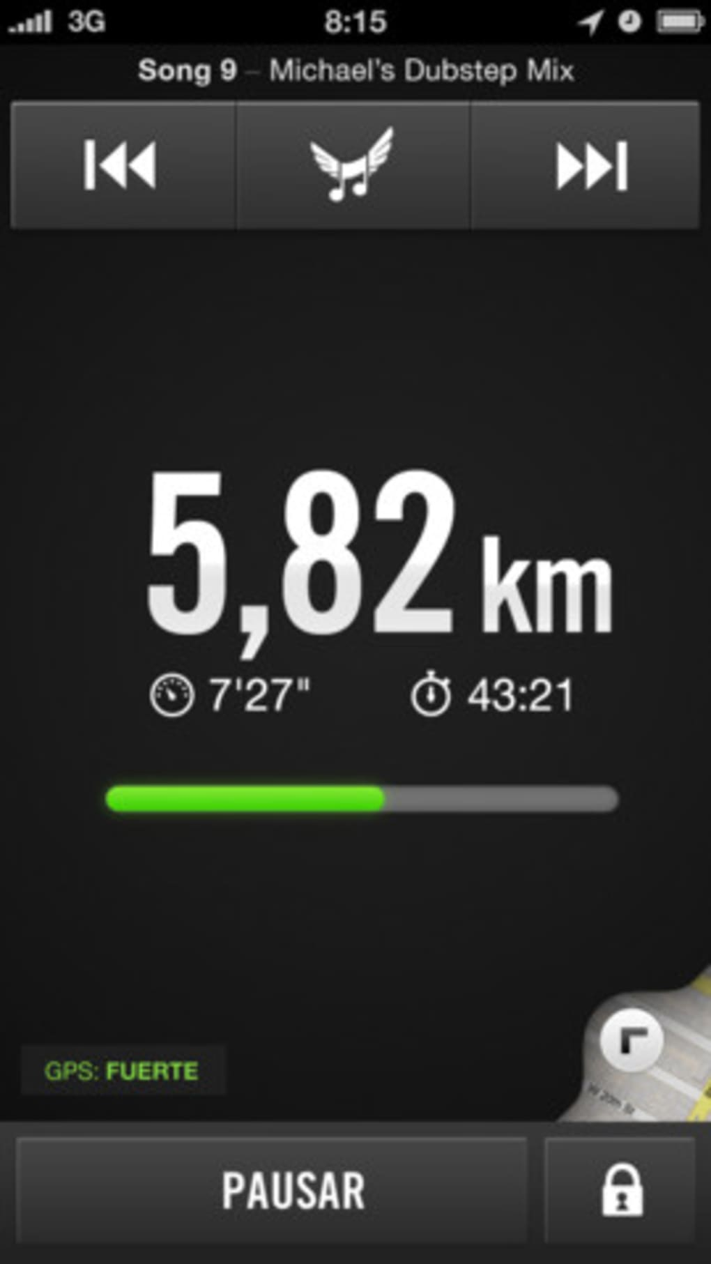 Barriga desvanecerse Individualidad  Nike+ Running for iPhone - Download