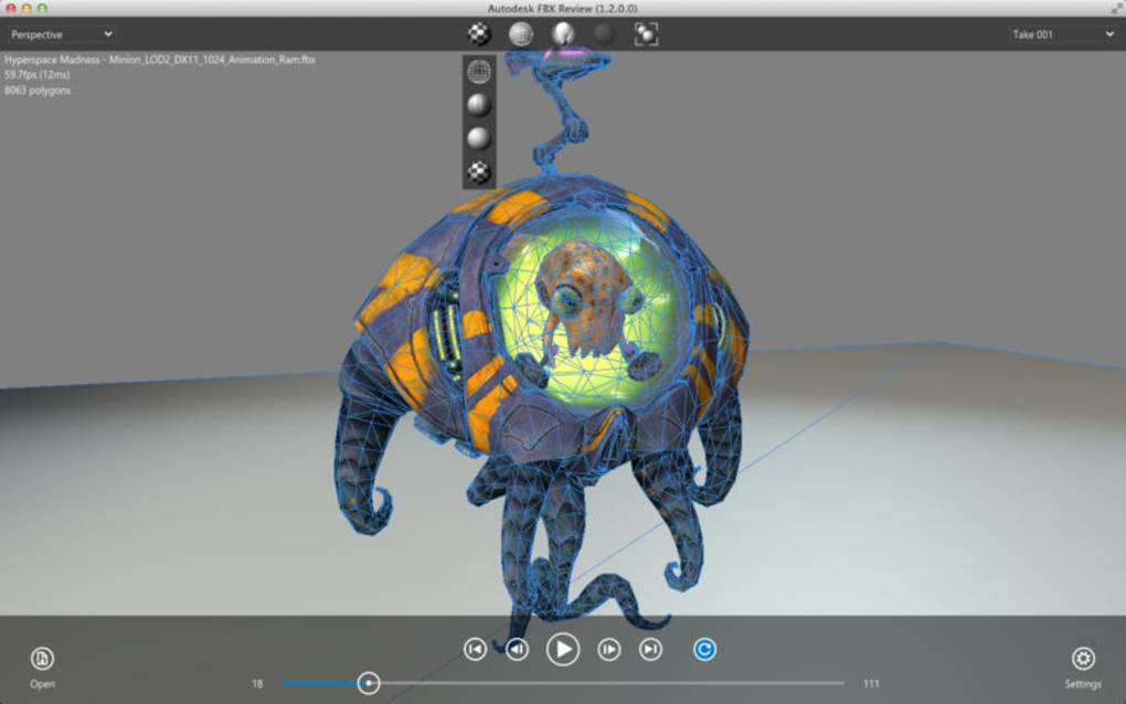 FBX Review for Mac - Download