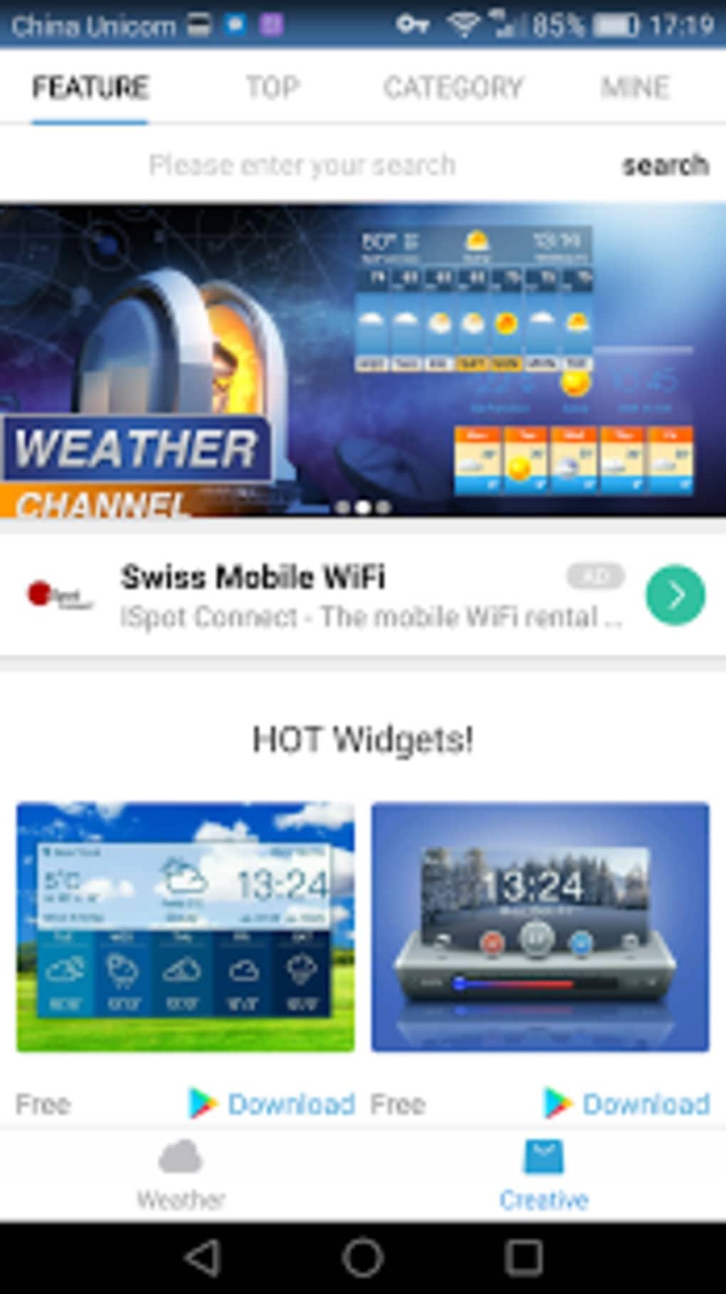 Best Clock & Weather Widget for Android - Download