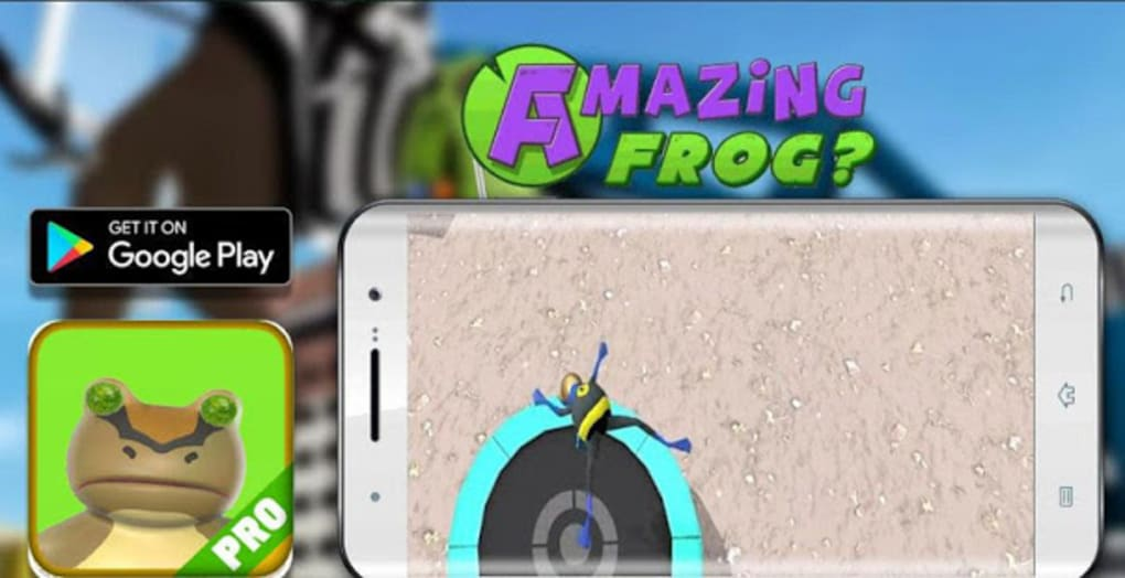 the amazing frog game free