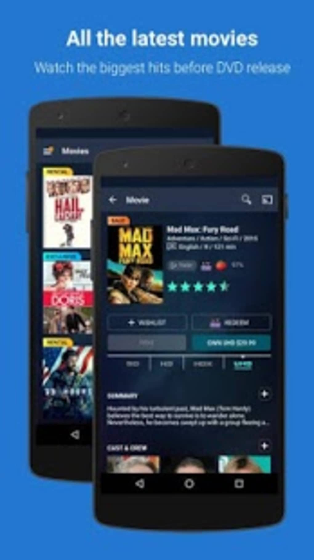 Vudu Movies & TV for Android - Download