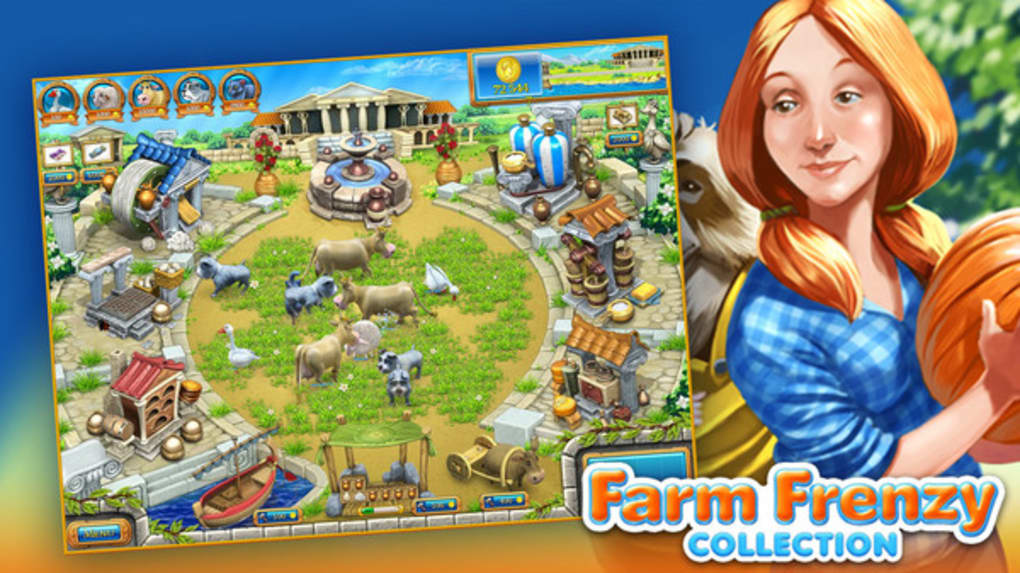 Farm Frenzy Collection - Download
