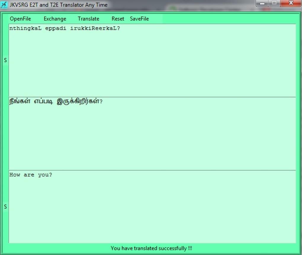 install tamil font in windows 8.1