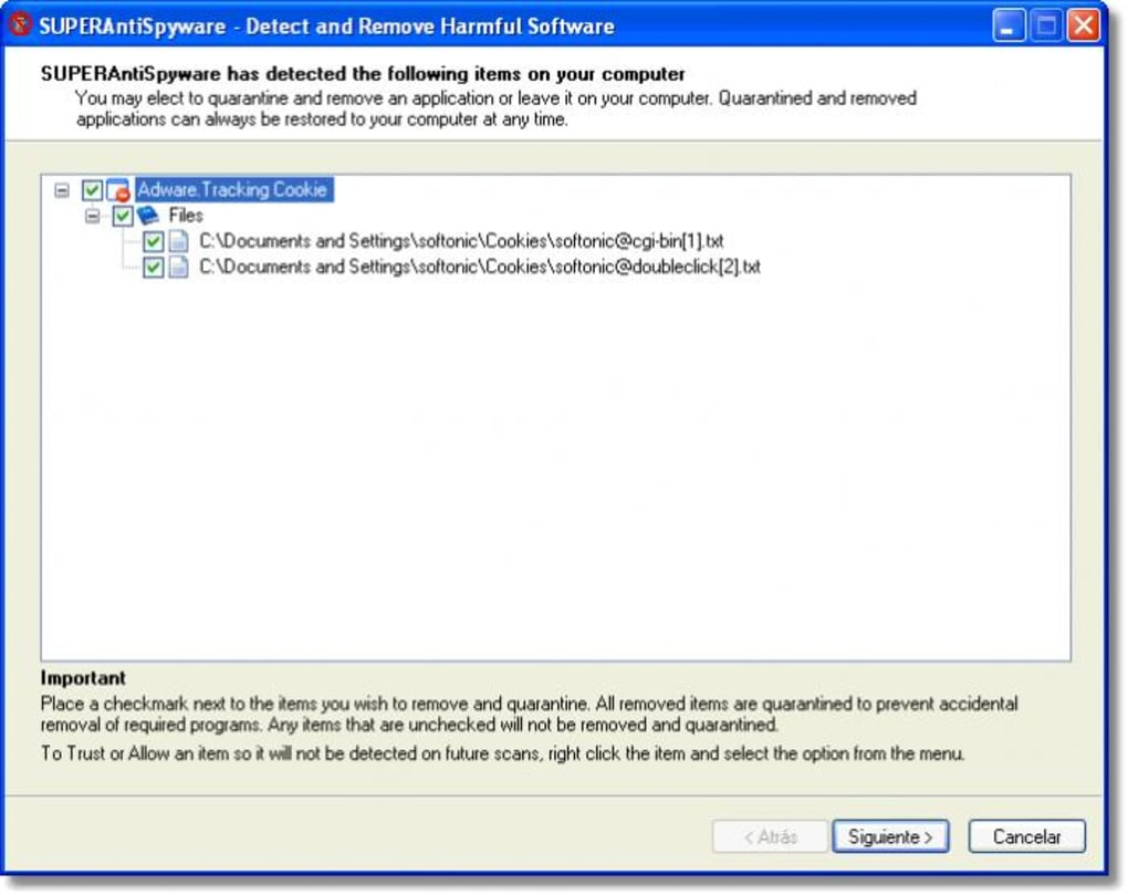 free download superantispyware windows 7